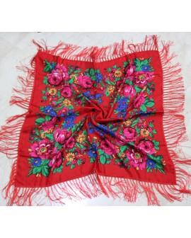 Kalinka- Russian scarf