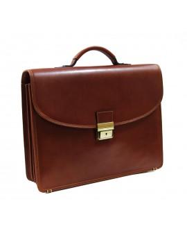The big boss - cartable cuir véritable