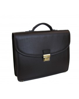 The big boss - cartable cuir véritable