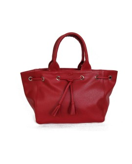 Rencontre - leather handbag - women handbag