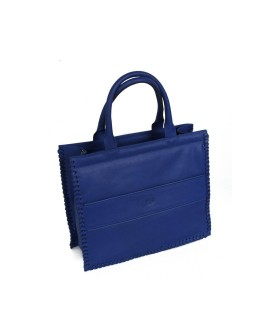 Anissa - Leather genuine Medium  Tote bag