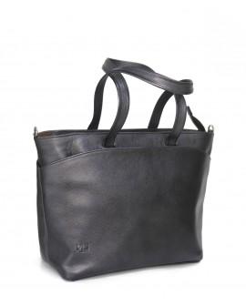 ALIANA- leather tote bag